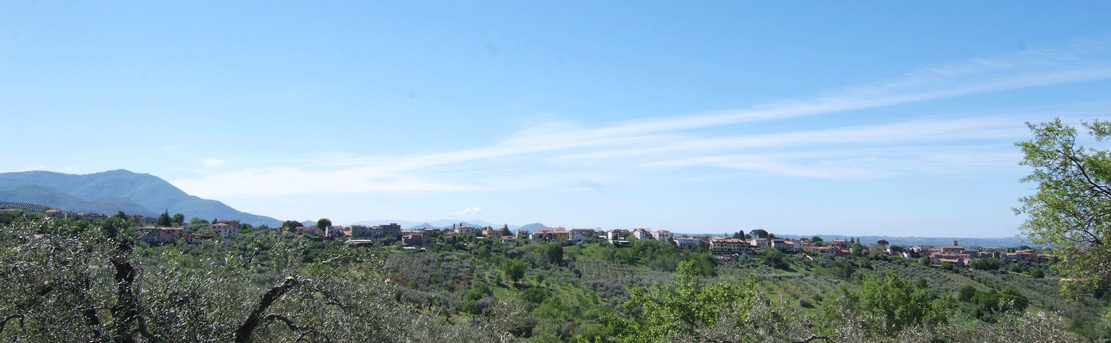 panorama Canneto Sabino